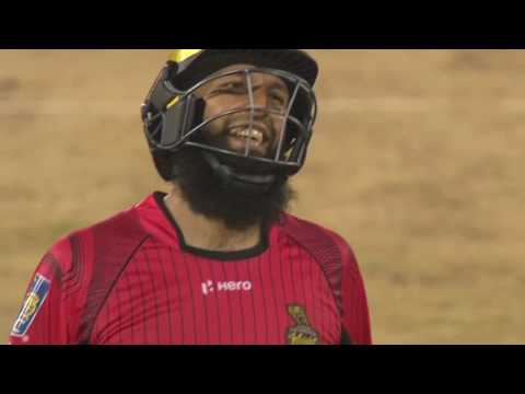 CPL 2016 Highlights - Trinbago Knight Riders v Barbados Tridents