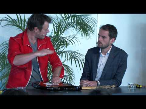 The Making of Your World - Joost van Bleiswijk
