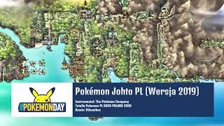 Piosenka Pokémon Johto PL (Wersja 2019)