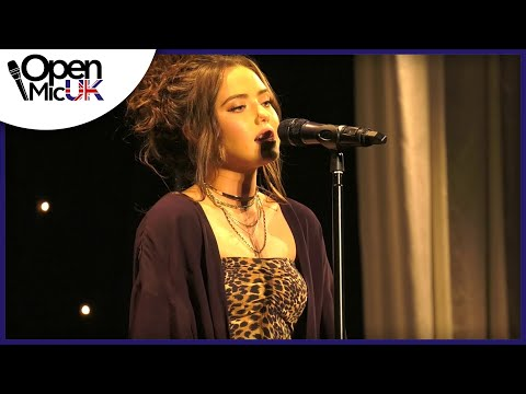 RISE UP – ANDRA DAY performed by TIA URQUHART at Open Mic UK music competition