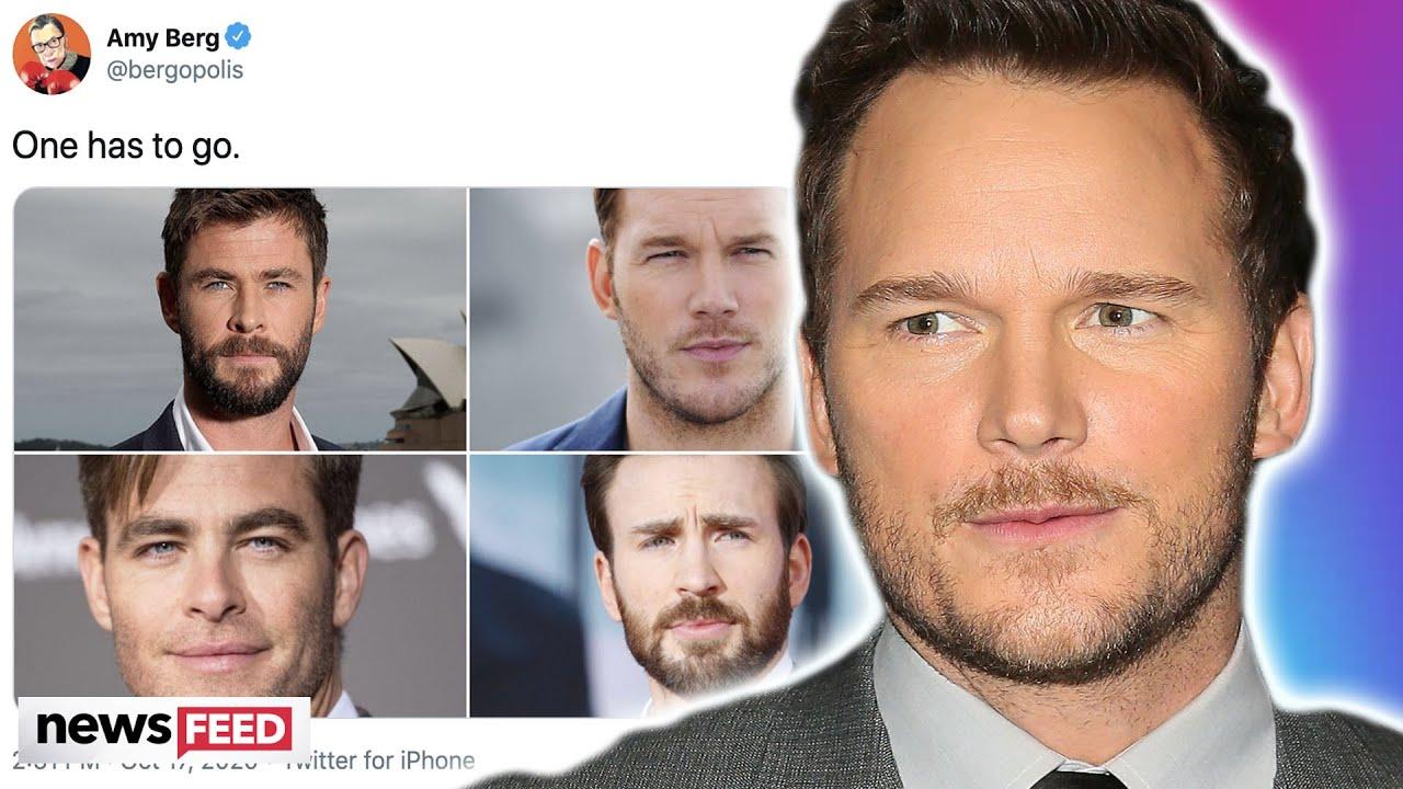 Chris Pratt Considered The WORST 'Hollywood Chris'! -