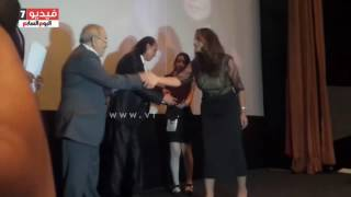تكريم سوسن بدر ونجوم السينما الهندية فى افتتاح مهرجان كام