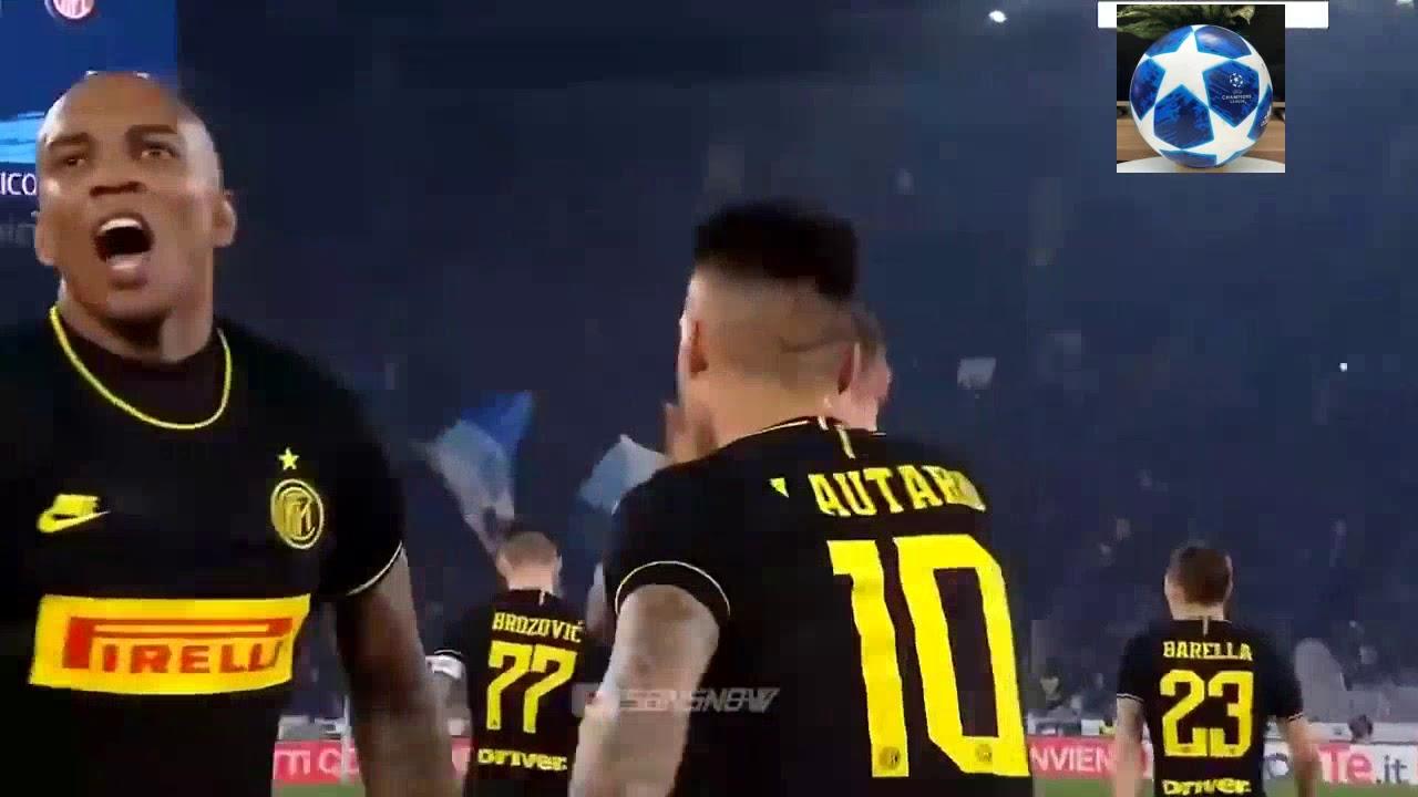 Highlights Lazio vs Inter 16/2/2020 - YouTube