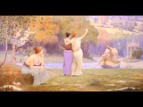 """Moura Lympany plays Debussy  """"L'isle joyeuse"""""""