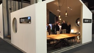 Cologne International Interiors Show 2016 | Ozzio Italia Design Furniture Fair