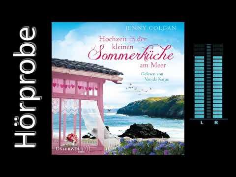 Hochzeit in der kleinen Sommerküche am Meer YouTube Hörbuch Trailer auf Deutsch