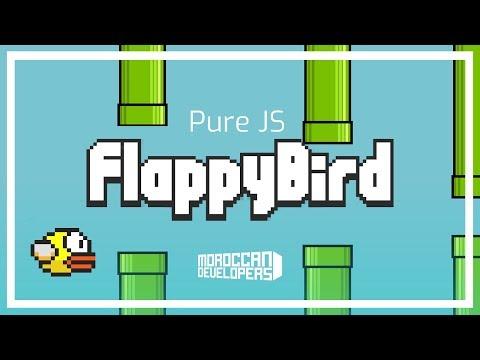 Coder Flappy Bird en Javascript