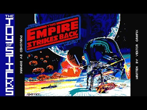 The Empire Strikes Back (Atari ST)