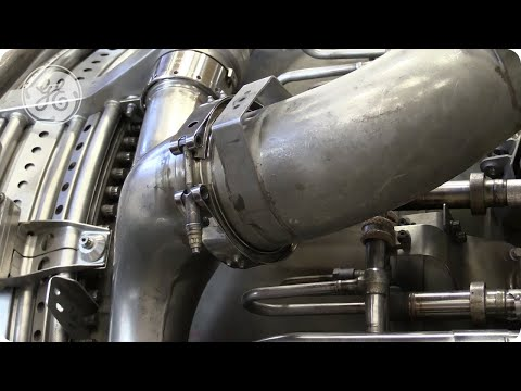 All Engine Models - Installing V-Band Clamps - GE Aviation Maintenance Minute