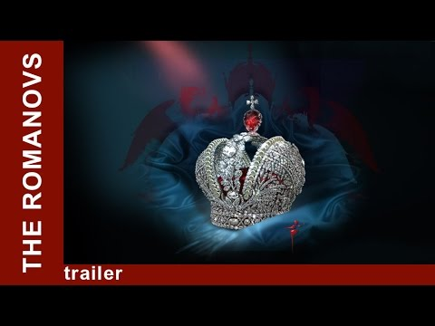 The Romanovs. Trailer. Russian TV Series. Docudrama. English Subtitles. StarMediaEN