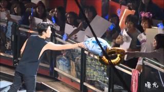 2013.08.12 SS5 in 台灣 Super Junior - Talk+Marry U