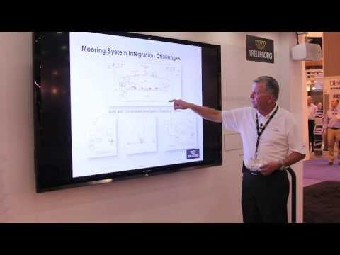 Trelleborg - A Comprehensive Approach to FSRU Docking and Mooring Systems