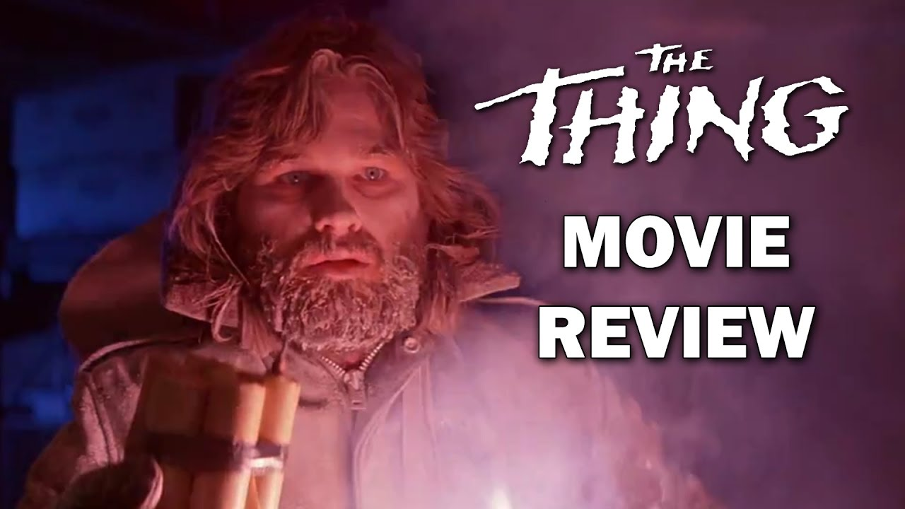 The Thing (1982) Movie Review
