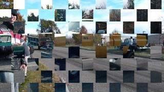 Borgeson Car Show Burnouts ~ 10-26-14