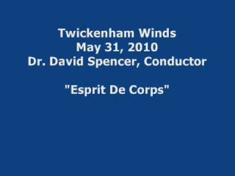 Twickenham Winds - Esprit De Corps