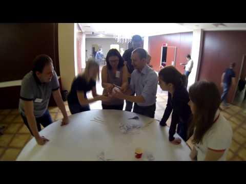 Командообразующая игра от Лаборатории Деловых Игр
