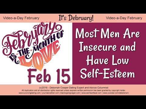 man low self esteem dating