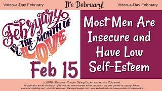 When Men Have Low Self-Esteem - Deborrah Cooper