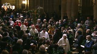 Messe des Rameaux et de la Passion - Notre-Dame de Paris