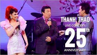 [#5] Tình Bơ Vơ - Thanh Thảo ft. Mạnh Quỳnh | LIVE SHOW Thanh Thảo in US | 25th Anniversary
