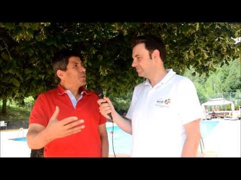 33 Open Andorra Hotel St. Gothard - Entrevista Julio Granda