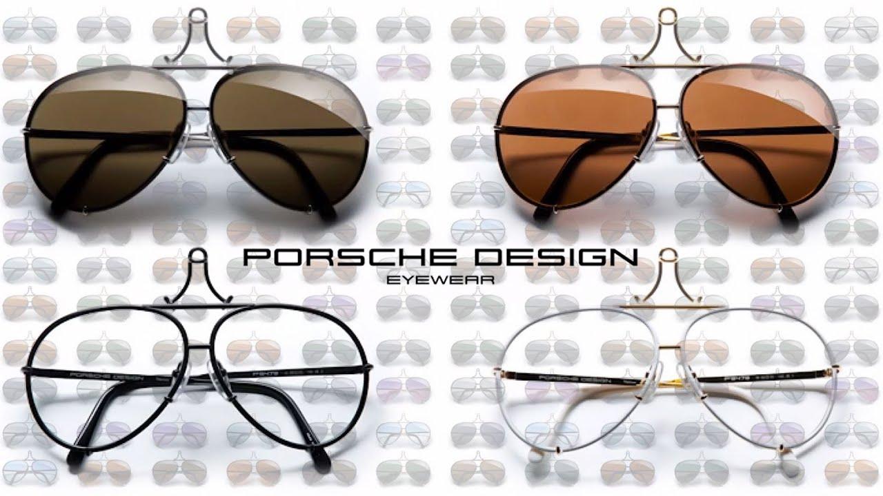 1197d9e4867 Porsche Design P8478 Sunglasses