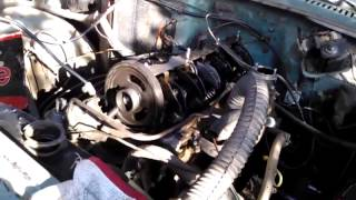 Jeep Gladiator 1965 New Camshaft Testing