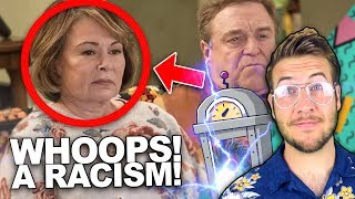 Time Traveler Explains Roseanne Cancellation - THE FUTURE IS DUMB