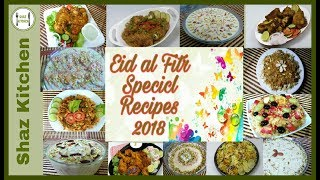 Eid Special Recipes_Coming Soon(In Urdu/Hindi)How To Make Traditional Pakistani Food On Eid At Home