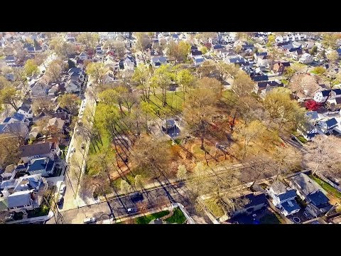 Drone flight over historic Westerleigh, Staten Island,NY Watch in 1080p HD FPV DJI Phantom 3P