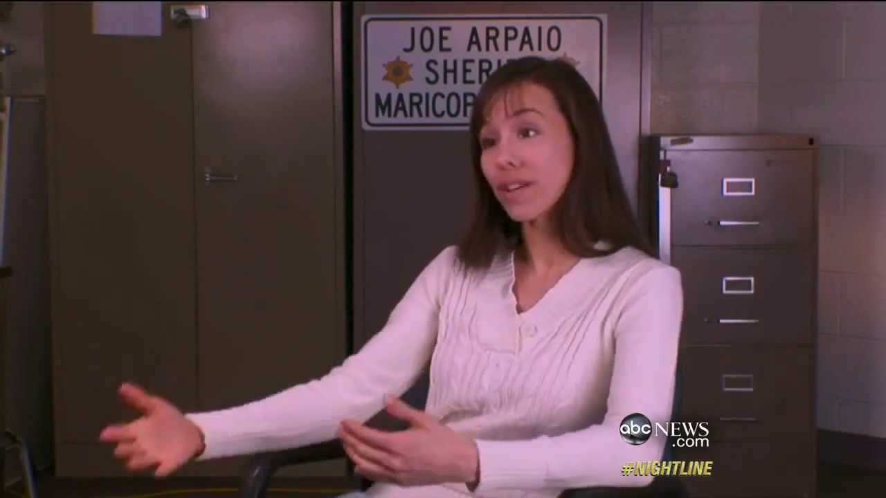 """Jodi Arias Abc Interview With Ryan Owens """"less Wigs In"""