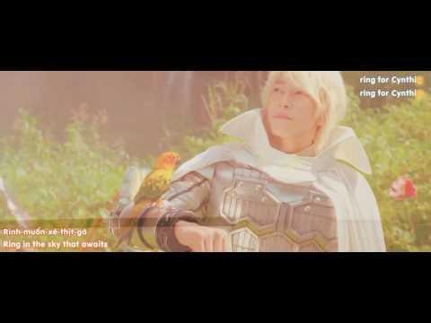 [ MAD + Vietsub ] Kamen Rider Drive x Kamen Rider Gaim - Sword Art Online Lost Song Theme