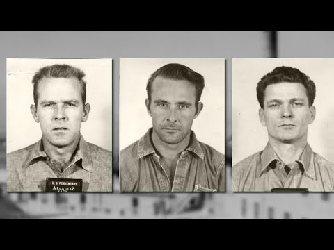 55 years later, Alcatraz prison escape remains a mystery