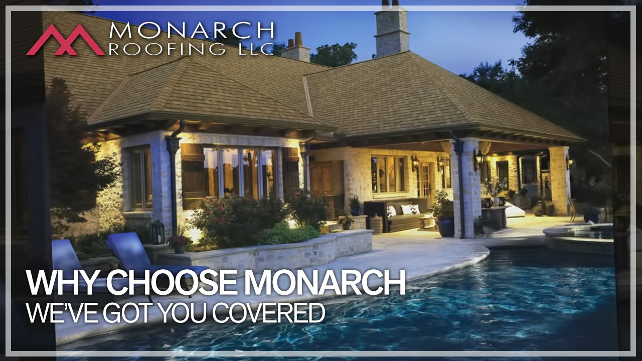 Why Choose Houston S Top Roof Replacement Company Monarch