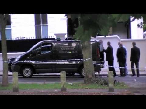 INF DAILY: Amy Winehouse's Body Is Carried Out Of Her London Home