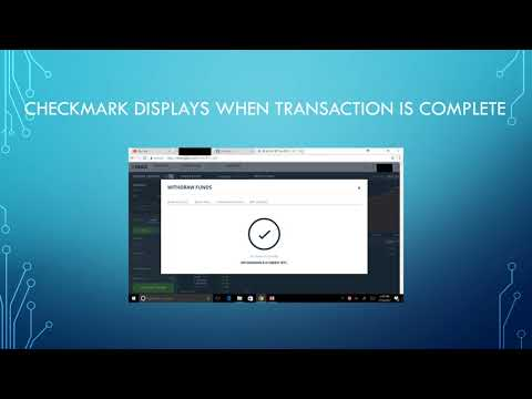 How to Transfer from GDAX to Coinbase
