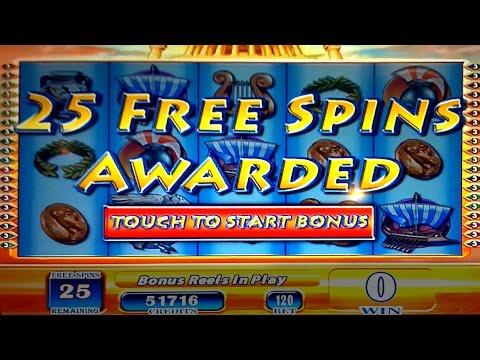 Zeus Slot - DOUBLE RETRIGGER - BIG WIN BONUS!