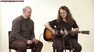 Aston Mics part 2 - audio tests with acoustic and electric guitars