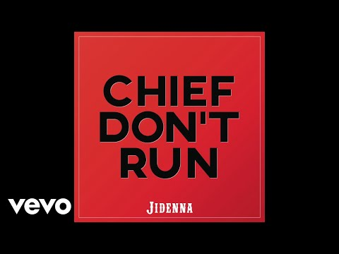 Jidenna  Chief Dont Run Audio