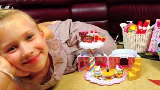 День Народження Анюти 7 років Розпакування подарунків OPENING BIRTHDAY PRESENTS