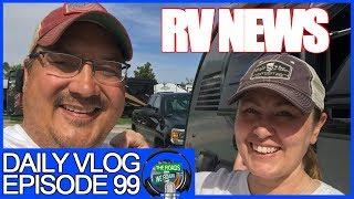 RVers news this week: RVX, Cummins, Tesla Motorhome - Vlog 099