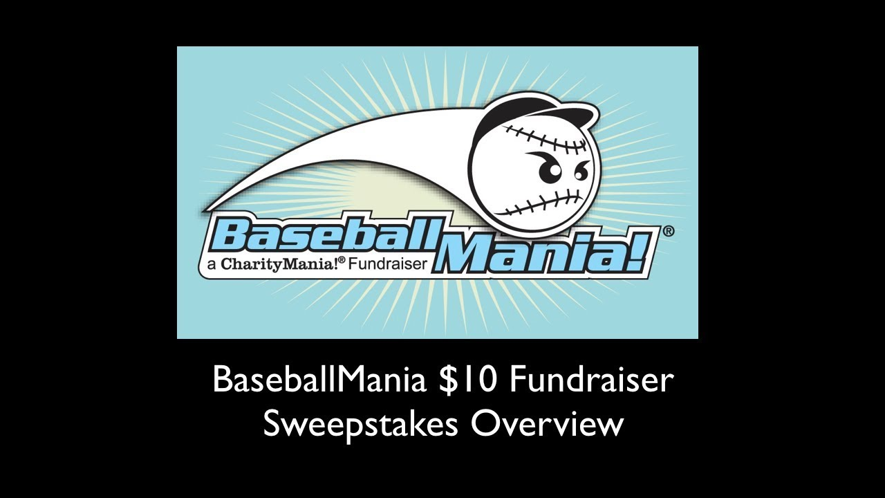 BaseballMania 10 Week Spring Edition - CharityMania Fundraisers