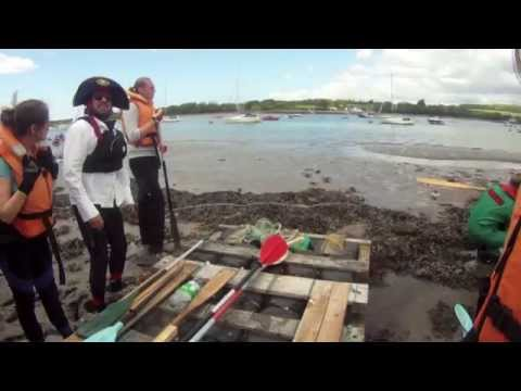 Ocean Sciences Raft Race 2013