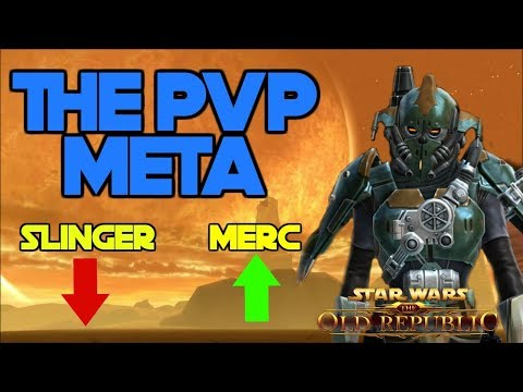 SWTOR | The Current Meta In 4v4s, Classes To Play In 6.0