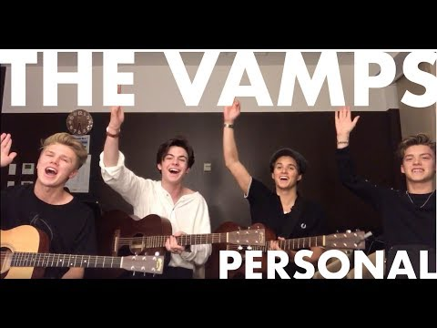 The Vamps - Personal (Cover by New Hope Club Ft. Brad Simpson From The Vamps)