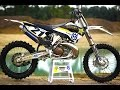 Jason Anderson 250 2 Stroke vs 450 4 Stroke || Motocross Action Magazine