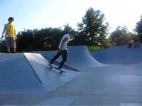 skating joe donley