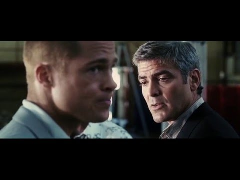 Ocean's 11 - 13 Danny Ocean and Rusty Conversations Supercut