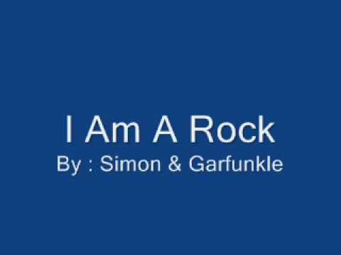 I Am A Rock with lyrics - Simon & Garfunkel ( Cover by Bobit ).wmv