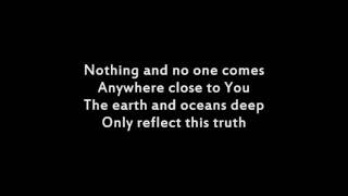 Bethel Church - You are Good - Lyrics